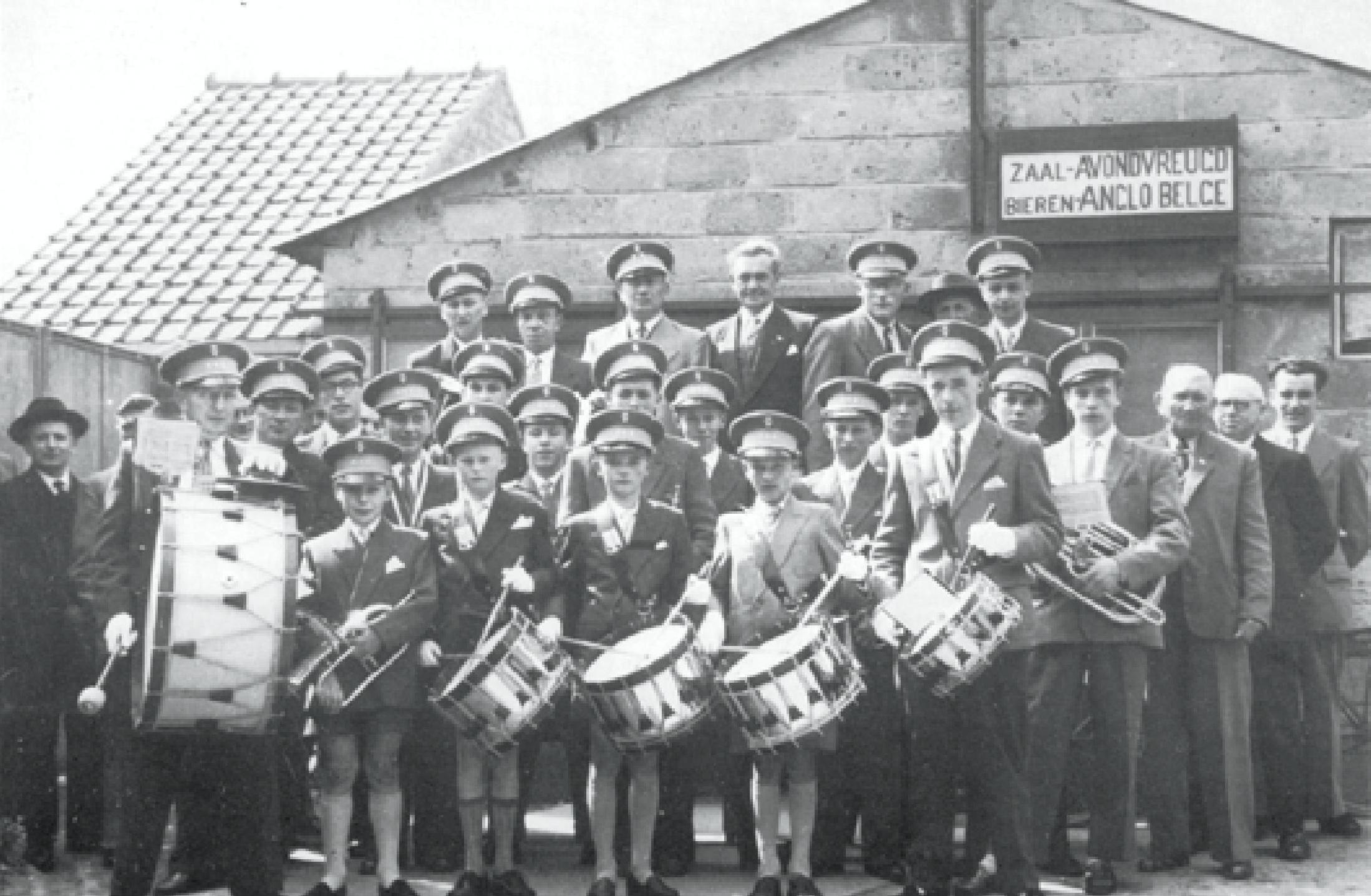dorp verder zonder muziekvereniging